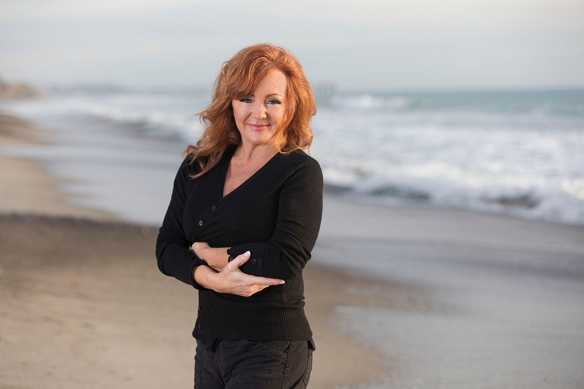 Laura Gisborne - Beach