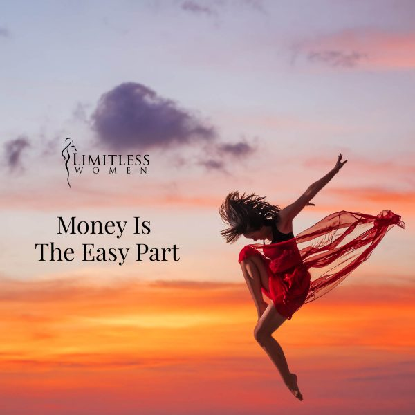 Money is the Easy Part