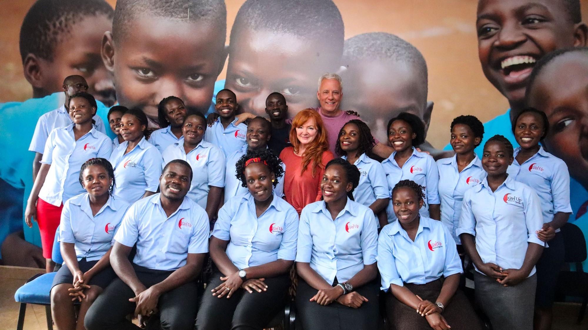 Girl Up Initiative Uganda