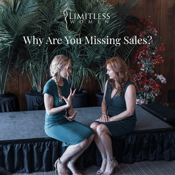 Why Are You Missing Sales?
