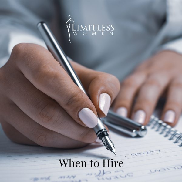When to Hire