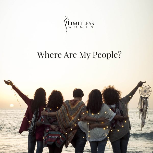 Where Are My People?